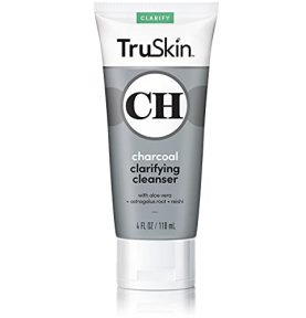 TruSkin Charcoal Face Wash, Anti Aging Facial Cleanser