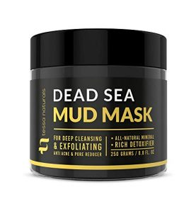 Dead Sea Mud Mask - Enhanced with Collagen
